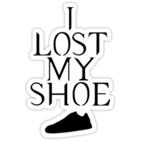 I LOST MY SHOE by Allannah