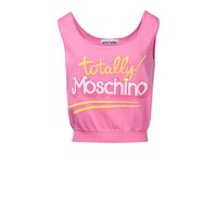 Sleeveless Jumper Women - Moschino Online Store