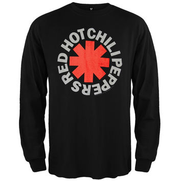 Red Hot Chili Peppers - Asterisk Long Sleeve T-Shirt