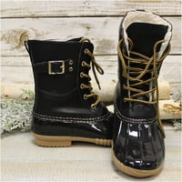 DENALI all weather boots - black