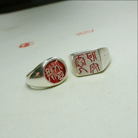 Vintage Seal Ring BP0020105