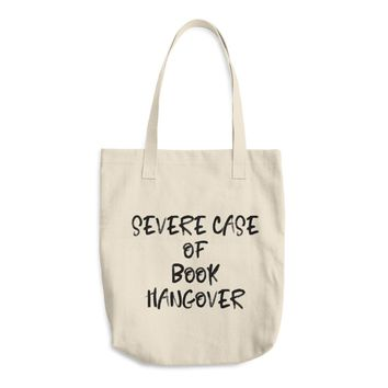 Book hangover: Tote Bag