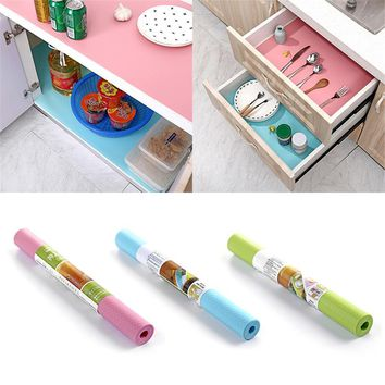 30*150cm Silicone Storage Drawers Mat Pad Kitchen Cabinet Shelf Liners Table Decoration Accessories Household Merchandises Stuff