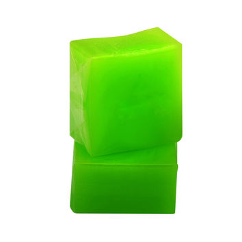 Organic Hemp Oil Base Soap Natural Green Tea Beauty Product