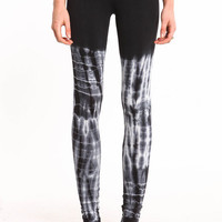 BLACK OMBRE LEGGINGS