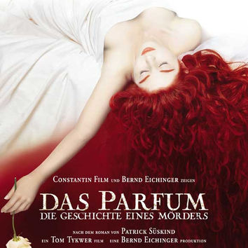 Perfume: The Story of a Murderer (German) 27x40 Movie Poster (2006)