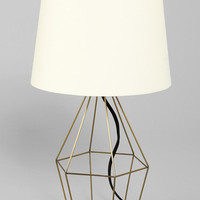 Urban Outfitters - Magical Thinking Geo Wire Lamp