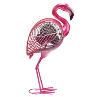Figurine Fan - Flamingo