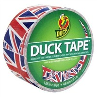 Union Jack Duck brand Duct Tape 1.88 in x 10 yds