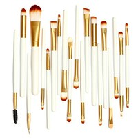 AUcanbe 20 pcs Makeup Brush Set Tools