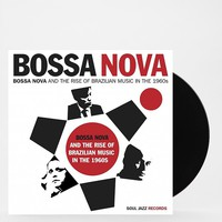 Bossa Nova - Vol. 1: Rise of Brazilian Music 2XLP - Urban Outfitters