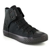 Converse All Star High-Top Sneakers for Kids (Black)