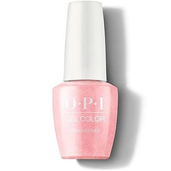 OPI GelColor - Princesses Rule! 0.5 oz - #GCR44