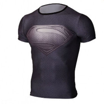 Superman T shirt men