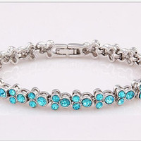 Awesome New Arrival Shiny Great Deal Stylish Gift Hot Sale Crystal Korean Jewelry Bracelet [6586423815]