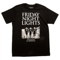 Friday Night Lights book cover t-shirt | Outofprintclothing.com