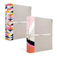 Russell + Hazel Signature Binder - Seasonal Patterns
