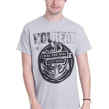 Volbeat - Anchor Sportsgrey - T-Shirt