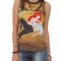 Disney The Little Mermaid Beach Girls Tank Top 2XL Size : XX-Large