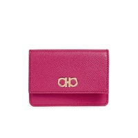 Salvatore Ferragamo Women's Gancini Card Case