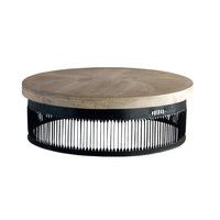 Spin It Round Coffee Table