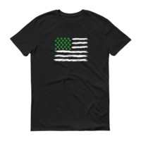 United Weed Stand Mens Short-Sleeve T-Shirt