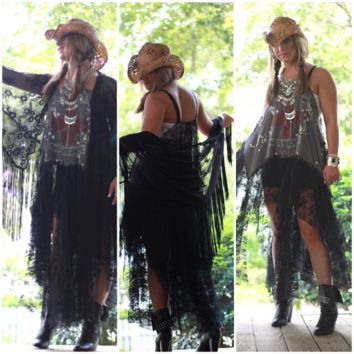 Coachella Bon Jpvi Festival Maxi Dress, Coachella looks, True Rebel Clothing