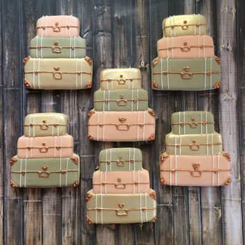 SUITCASE TRAVEL Sugar Cookies