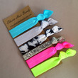 The Cassy Hair Tie Ponytail Holder Collection
