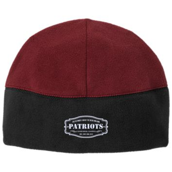The Ultimate Fan Of The New England Patriots Fleece Beanie