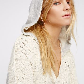 Free People Over The Moon Hoodie