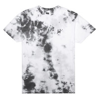 HUF - CRYSTAL WASH SCRIPT S/S TEE HOL14 // WHITE