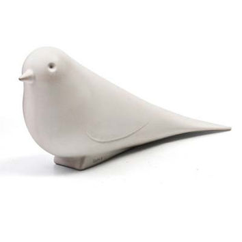 Dove Door Stopper (white)