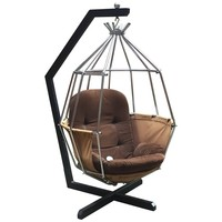 Ib Arberg Parrot Cage Swing Chair