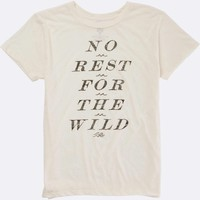 Billabong - No Rest For The Wild | White Cap