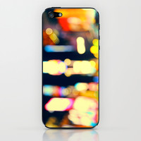Color Drunk Love II iPhone & iPod Skin by Phil Provencio