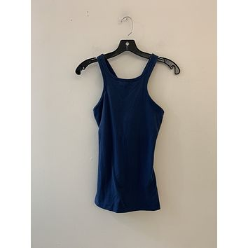 Beyond Yoga Basic Blue Tank