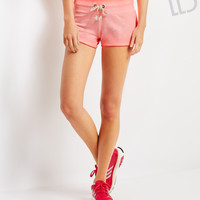 Aeropostale  LLD Reverse Pigment Shorty Shorts