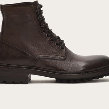 Greyson Lace Up