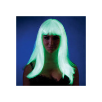Babe Glow in the Dark Wig