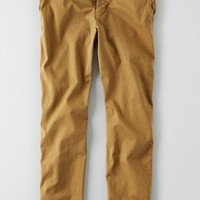 AEO Men's Slim Straight Active Flex Pant