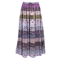 Tiered Panel Skirt on Sale for $42.95 at HippieShop.com