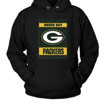 DCCKL83 Green Bay Packers Double Hoodie Two Sided
