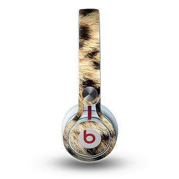 The Real Cheetah Animal Print Skin for the Beats by Dre Mixr Headphones