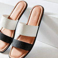 Multi-Strap Slide | Urban Outfitters