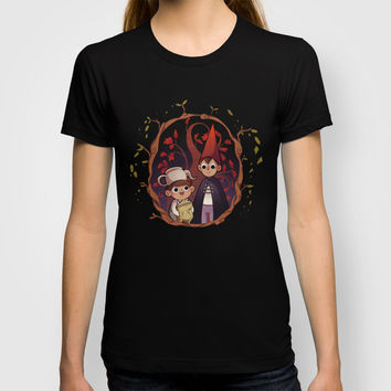 Over the garden wall T-shirt by Collectif PinUp!