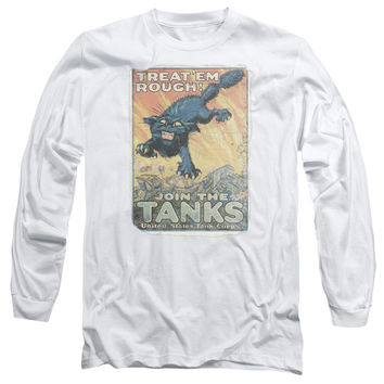 Army-Treat Em Rough - Shirts & Tanks