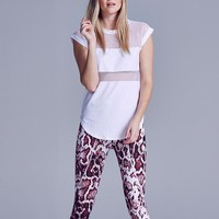 Strand White Vest - TOPS - Shop   Women's Activewear Combining Performance and Style