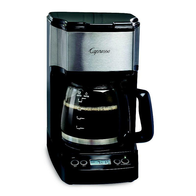 Capresso 5-Cup Mini Drip Coffee Maker from Kohl s Things I want