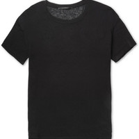Haider Ackermann - Oversized Slub Jersey T-Shirt | MR PORTER